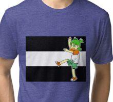 Yotsuba  Tri-blend T-Shirt