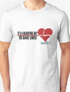 Grey's Anatomy - It's a Beautiful Day to Save Lives T-Shirt