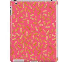 Boiled Peanuts - Pink iPad Case/Skin