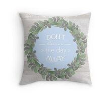 Dave Matthews Band - Pig #2 Throw Pillow