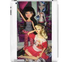 Monster High + Barbie + Bratz  iPad Case/Skin
