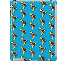 Ray Guns  iPad Case/Skin