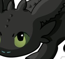 Young Dragon Sticker
