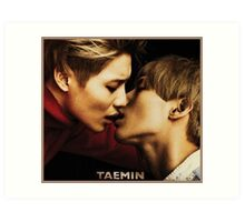 TAEMIN - PRESS IT Art Print