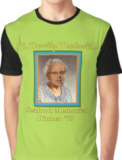 St. Dorothy Mantooth Graphic T-Shirt