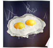Double Yolker Poster