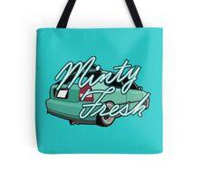 Minty Fresh Tote Bag