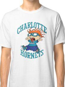 Charlotte Hornets Nickelodeon Night Classic T-Shirt