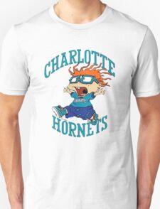 Charlotte Hornets Nickelodeon Night Unisex T-Shirt