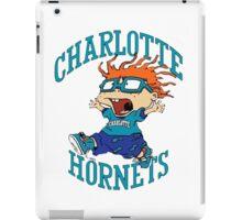 Charlotte Hornets Nickelodeon Night iPad Case/Skin