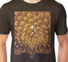 Peacock Man Unisex T-Shirt