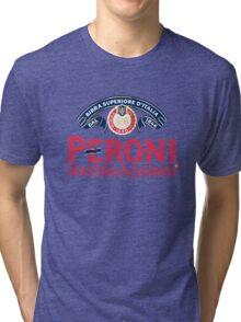 peroni retro Tri-blend T-Shirt
