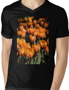 Tulips, Tulips, Tulips! Mens V-Neck T-Shirt