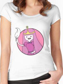 Adventure Time - Princess Bubblegum Women's Fitted Scoop T-Shirt