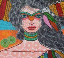 Totem my Totem Sticker