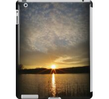 Vertical Coloring iPad Case/Skin
