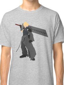 Cloud Strife Vector/Minimalist (Advent Children)  Classic T-Shirt