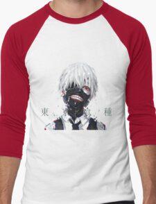 Tokyo Ghoul: Kaneki Ken Men's Baseball ¾ T-Shirt