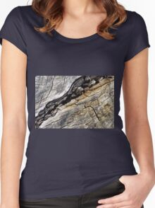Fissure Women's Fitted Scoop T-Shirt
