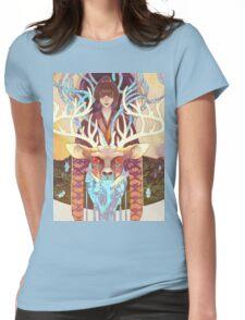 Mononoke  Womens Fitted T-Shirt