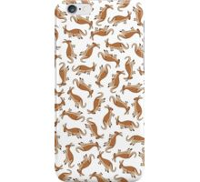 Kangaroos! iPhone Case/Skin