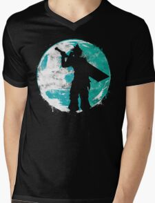 Cloud Cover Mens V-Neck T-Shirt