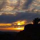 Sunrise on the Moors by kalaryder