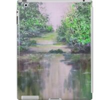 Thoughts of Monet iPad Case/Skin