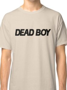 DEAD BOY BLACK Classic T-Shirt
