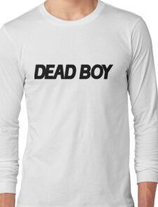 DEAD BOY BLACK Long Sleeve T-Shirt