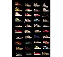 Shoes on Shoes on Shoes Photographic Print
