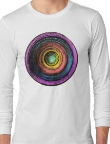 The Seal of Concentric Mesmerism  Long Sleeve T-Shirt