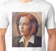 Agent Scully (w/o text) Unisex T-Shirt