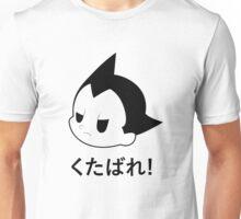 DROP DEAD BLACK Unisex T-Shirt