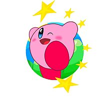 SSB4 - KIRBY Photographic Print