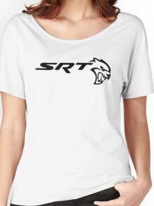 Street and Racing Technology (SRT) Hellcat Women's Relaxed Fit T-Shirt