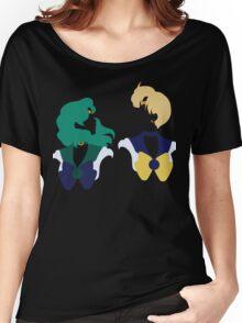 Uranus and Neptune Women's Relaxed Fit T-Shirt