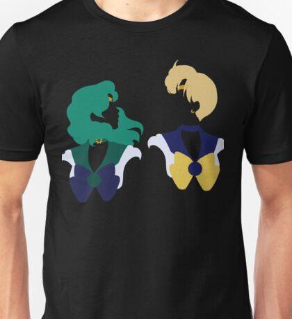 Uranus and Neptune Unisex T-Shirt