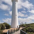 Aireys Inlet Lighthouse! Great Ocean Rd. Victoria, Aust.  by Rita Blom