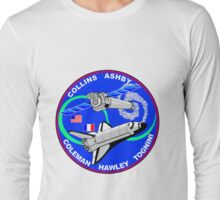 SPACE SHUTTLE COLUMBIA-STS-93 Long Sleeve T-Shirt