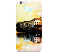 Donegal town and the mouth of the Esk iPhone Case/Skin