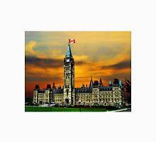 ๑۩۞۩๑ PARLIMENT BUILDING IN OTTAWA ONTARIO CANADA ๑۩۞۩๑ Unisex T-Shirt