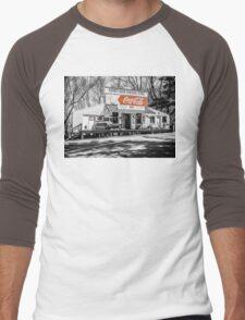 Rabbit Hash Store-Front View SC Men's Baseball ¾ T-Shirt