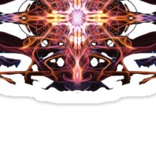 Energetic Geometry - Tribal Communion  Sticker