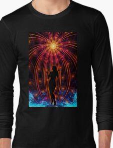 Satipatthana - Mindfulness  Long Sleeve T-Shirt