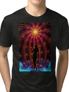 Satipatthana - Mindfulness  Tri-blend T-Shirt