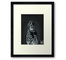 Dressed For the Occasion Framed Print