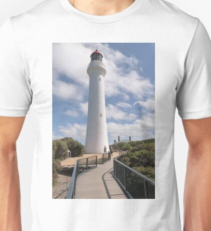 Aireys Inlet Lighthouse! Great Ocean Rd. Victoria, Aust.  Unisex T-Shirt