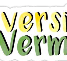 University of Vermont Sticker