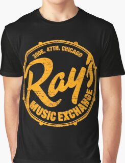 Ray's Music Exchange (worn look) Shirt Graphic T-Shirt